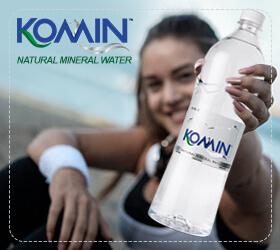 Kominwater - Mineral Water Industry