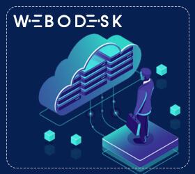 Webodesk - Server Management Solutions Industry